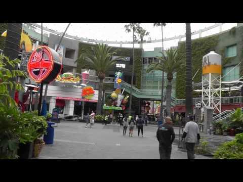 Hollywood: Gang durch die Universal studios - CityWalk