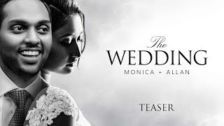 Gambar cover Wedding Teaser Of Monica Lal And Allan Antony