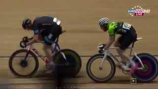 видео Трековые велогонки