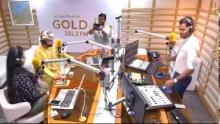 Saj Sabri - GOLD FM LIVE Interview, 260618