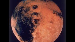 كوكب المريخ في أقرب موقع له من الأرض منذ 11 عاما