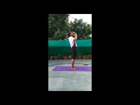 surya namaskar prarthana  elaine  yoga  fitness