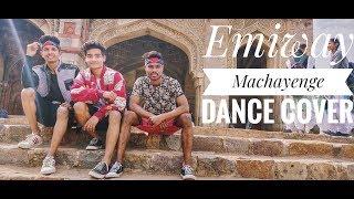Emiway - Machayenge Dance Cover | Choreography by Abhishek Chhetri | Techno Dance Studio