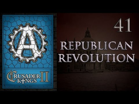 Crusader Kings 2 Republican Revolution 41