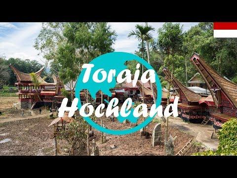 Weltreise Vlog #8 - Sulawesi: Eindrucksvolle Totenzeremonien im Toraja Hochland
