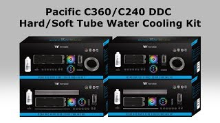 C240/C360 Water Cooling Kit Unboxing