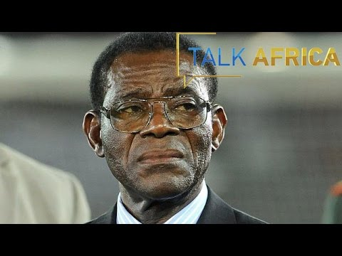 Talk Africa 05/29/2016 Interview with Equatorial Guinea president Teodoro Obiang Nguema Mbasogo