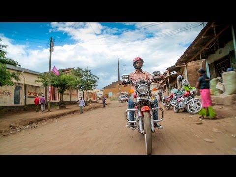 Motorbike scheme breaks cycle of unemployment in Tanzania