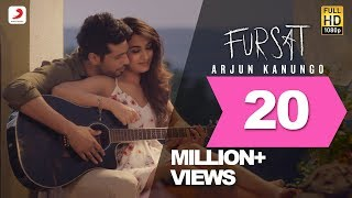 Gambar cover Arjun Kanungo - Fursat | Feat. Sonal Chauhan | Official New Song Music Video