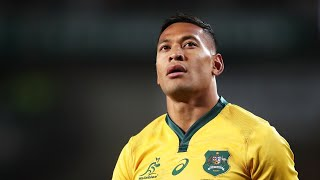 'folau And Free Speech' Were 'the Winners' From The Rugby Australia Settlement: Kenny