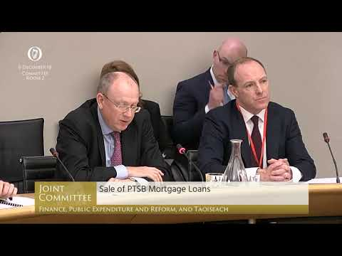 Bank executives grilled on transfer of 6,000 PTSB mortgages