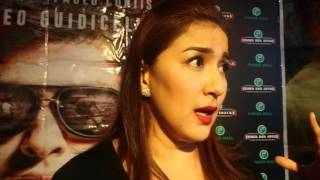Ara Mina Reacts to Manny Pacquiao