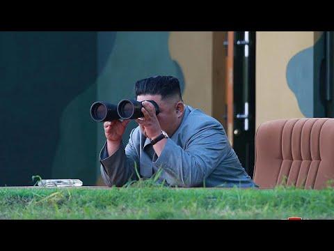 شاهد: زعيم كوريا الشمالية يشرف على تجربة سلاح جديد  - نشر قبل 3 ساعة
