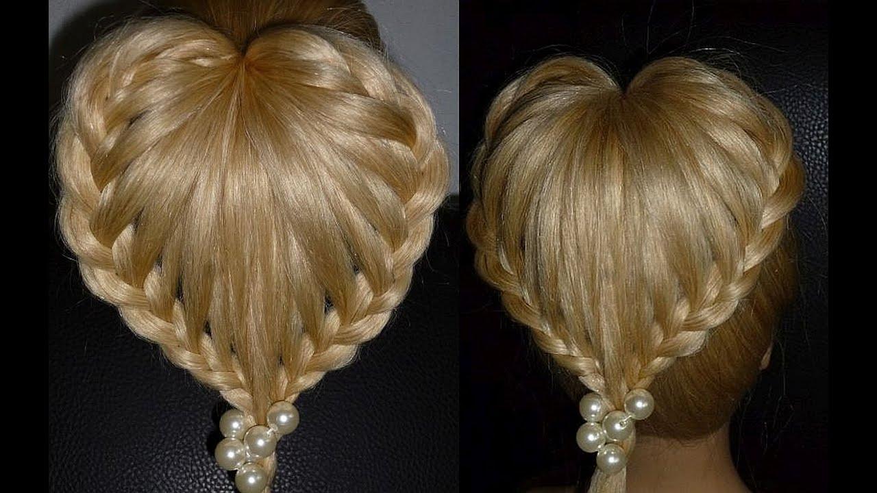 Причёска рванка на длинные волосы 2