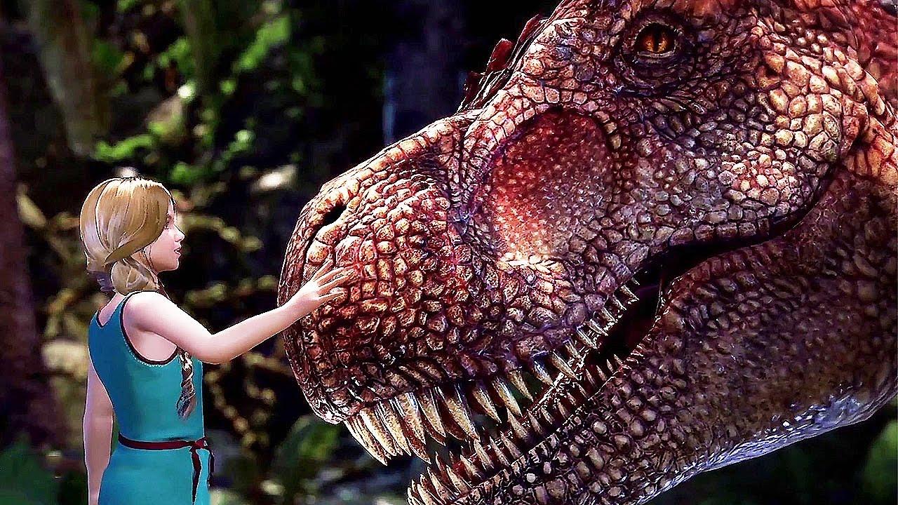 ARK Park Trailer (PlayStation VR Game) PS4