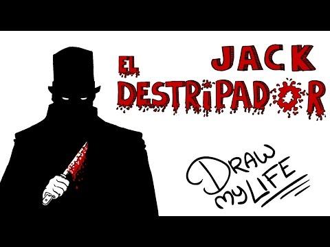 JACK EL DESTRIPADOR | Draw My Life