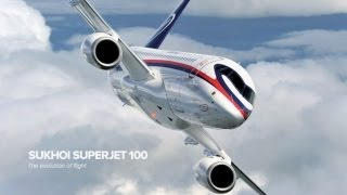 Sukhoi Superjet 100 (Production) / Сухой Суперджет 100 (Производство)