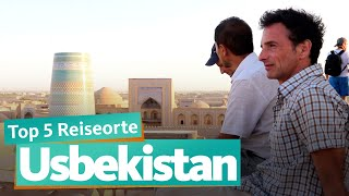 Usbekistan – Land an der Seidenstraße | WDR Reisen