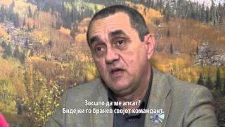 VO CENTAR Slavko Nikic covekot koj go kriese Ratko Mladic!