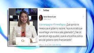 Primera Página con Ricardo Cusanno (3/3)