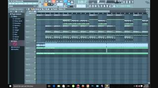 Future Ft Drake - Where Ya At Instrumental FL Studio FLP