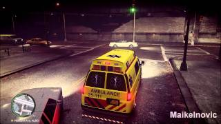 GTA4: [Paramedic Mod]: EMS - 17-146 & 25-111