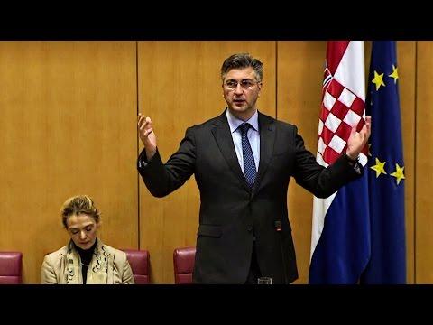 Pernar Plenkoviću: 'Vi podržavate ulazak Srbije u EU.'