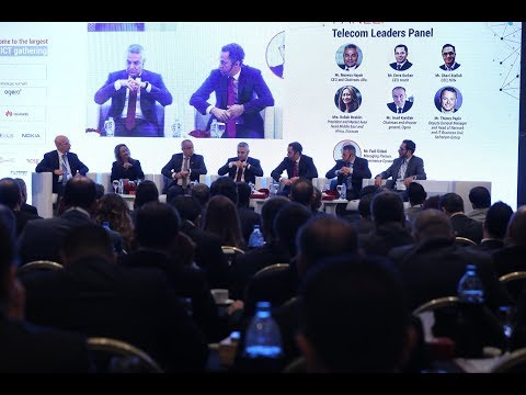 Watch the highlights of the 10th Telecom Review Summit in Beirut