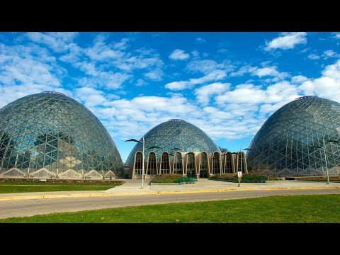 062: The Bio Domes of Milwaukee, WI.