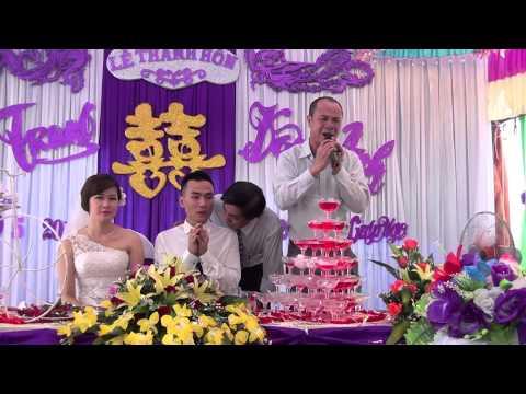 Đám cưới Bỉm Sơn - Hát hay - Các bạn trẻ theo ko kịp