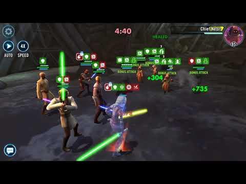 Territory Wars: Ima-Gun Di lead Jedi v The Mighty Jawas