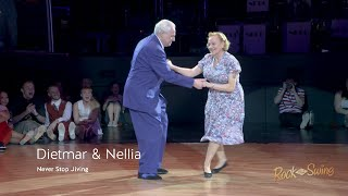 RTSF 2019 – Dietmar & Nellia – Never Stop Jiving