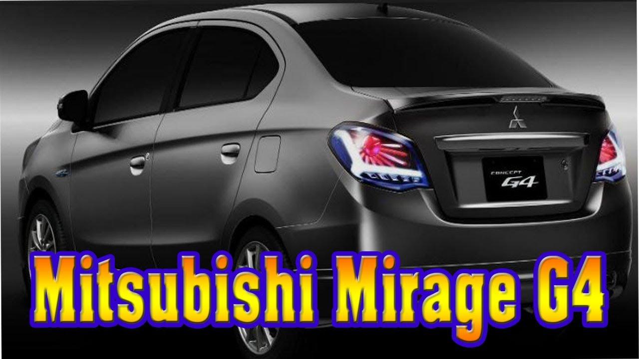 2018 Mitsubishi Mirage G4 2018 Mitsubishi Mirage G4 Review 2018