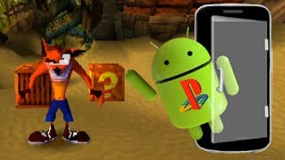 How to Download and Play PlayStation 1 / PSX Games on Android Phones -Tablets