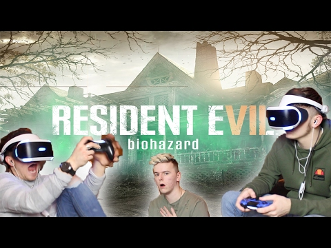 NAAAAH THIS GAME MAN - Resident Evil 7: Biohazard |