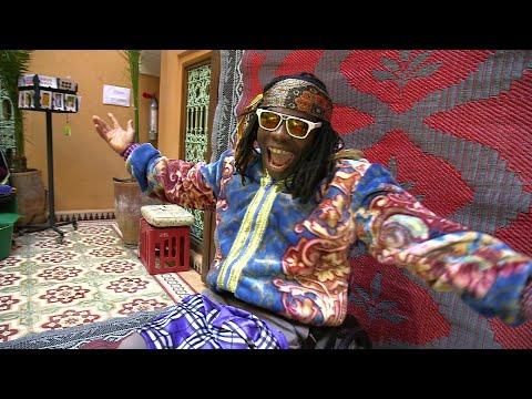 BBC Travel Show - Ade explores Morocco's art scene (week 8)