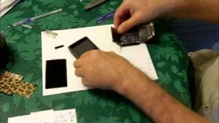 How To Make A Simple Lcd Screen Hood For A Kodak Zi8 Playsport Playtouch Flip Camera
