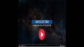 Connecting You to the Future - We Are Air Electro