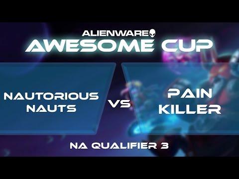Nautorious Nauts vs Pain Killer - AAC2: NA Qualifier 3