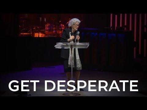 Get Desperate – Sister Vesta Mangun