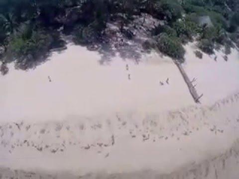 Drone Over Che Shale