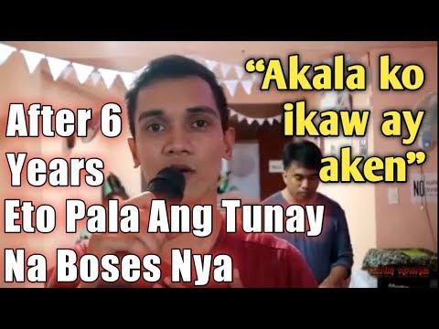 """""""Akala Ko Ikaw Ay Aken"""" Viral Video Noon, Maganda Pala Talaga Ang Boses Nya - After 6 Years"""