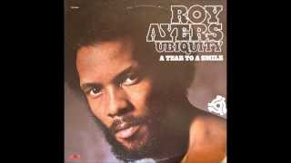 Roy Ayers   Ebony blaze
