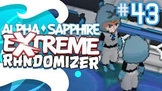 ENTER: TEAM PLASMA?! - Pokémon Alpha Sapphire Extreme Randomizer (Episode 43)