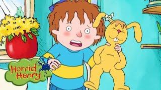Gambar cover Horrid Henry - Peter's Teddy   Cartoons For Children   Horrid Henry Episodes   HFFE