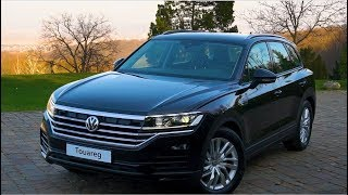 """VW Touareg в наявності автосалону """"КарпатиАвтоцентр""""."""