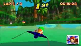 Diddy Kong Racing DS: Collision plz!