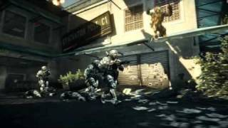 Bande annonce Multijoueurs Crysis 2