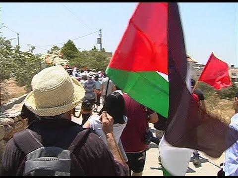 Bil'in Protest, Israeli Army