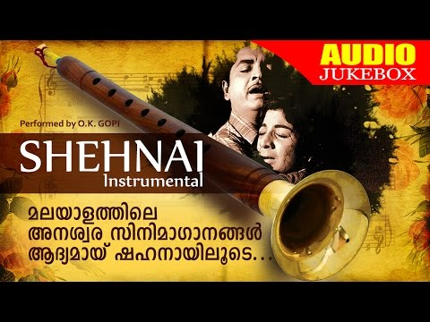 Evergreen Malayalam Movie Songs | Shehnai | Instrumental | Performed By : O.K.Gopi